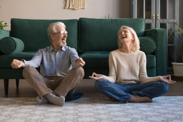 Could Being In Love Improve Your Senior Health?